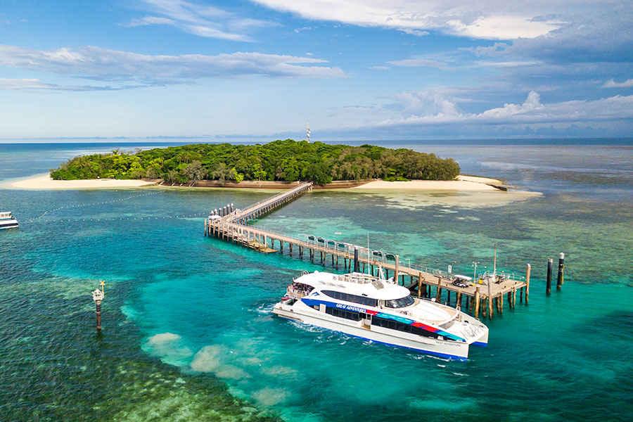Green Island Return Transfer