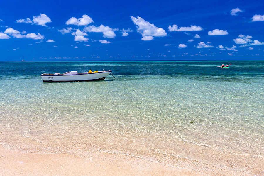 Green Island Sandy Beach